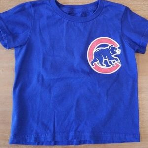 Cubs toddler tee size 3T